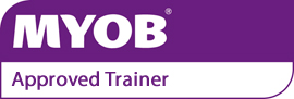 MYOB Approved Trainer